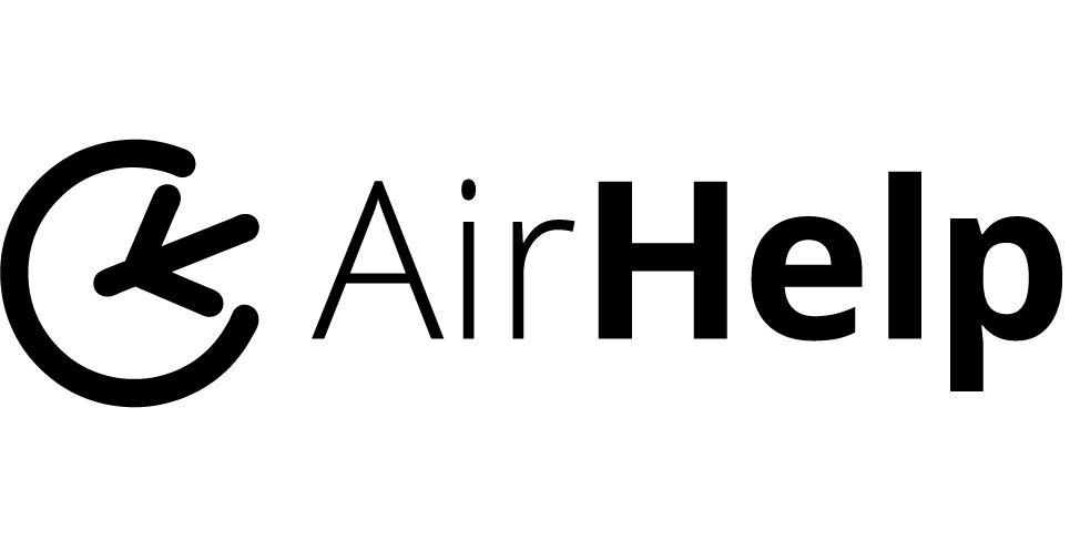 Znalezione obrazy dla zapytania AirHelp logo