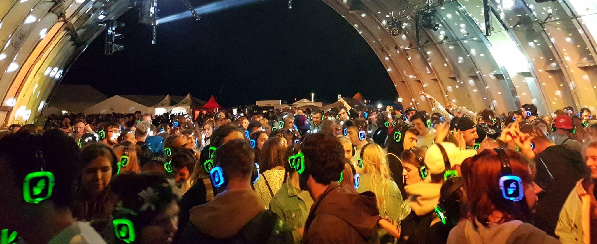 Opener Festival Gdynia Silent Disco