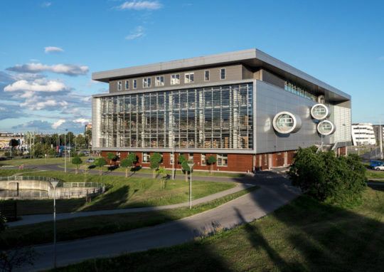 Biblioteka Główna Uniwersytetu Gdańskiego Fot. Dominik Werner KFP
