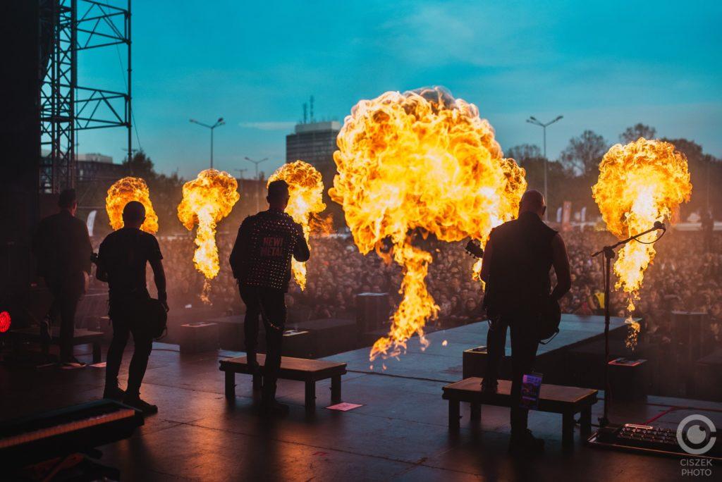 Koncert Nocny Kochanek Juwenalia w Trójmieście