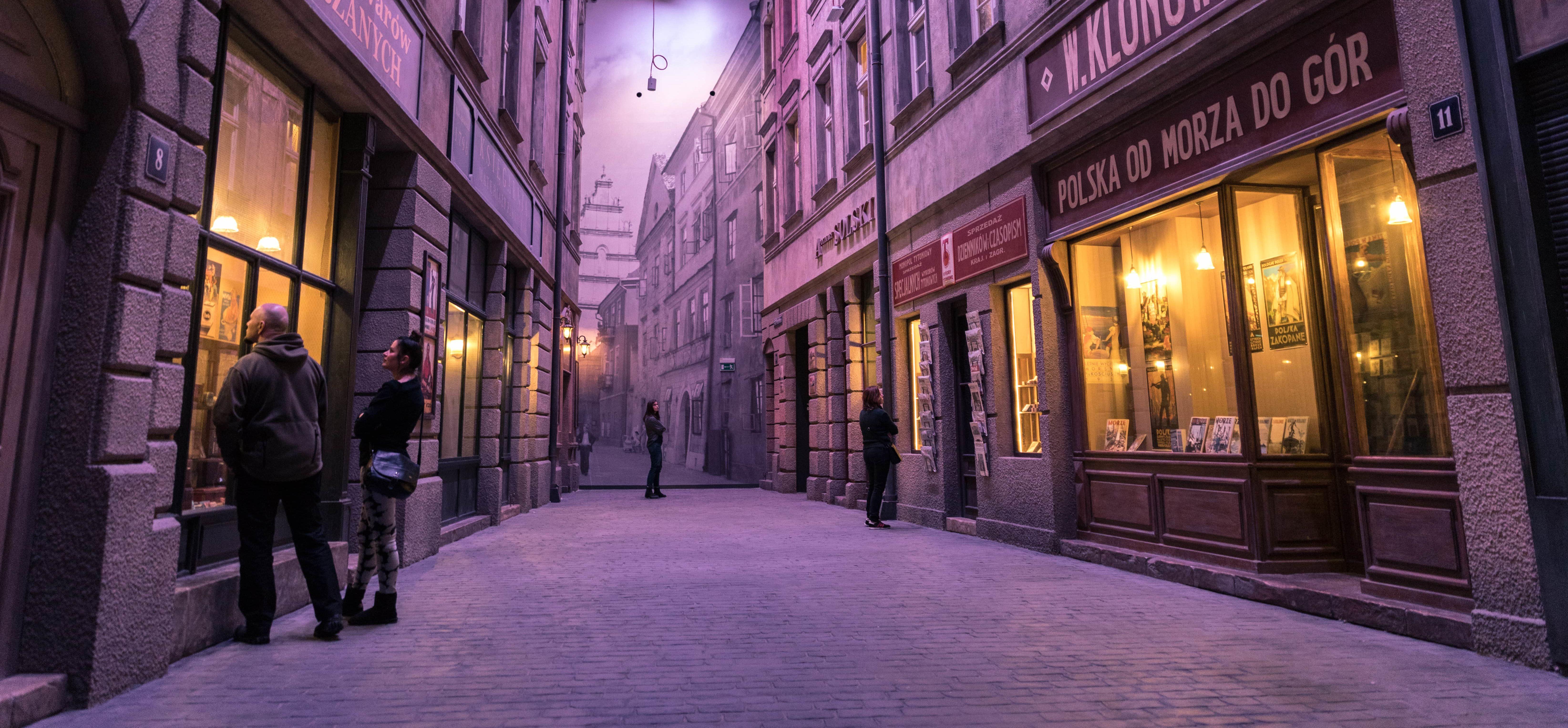 Wystawa Muzeum II Wojny Światowej Gdańsku