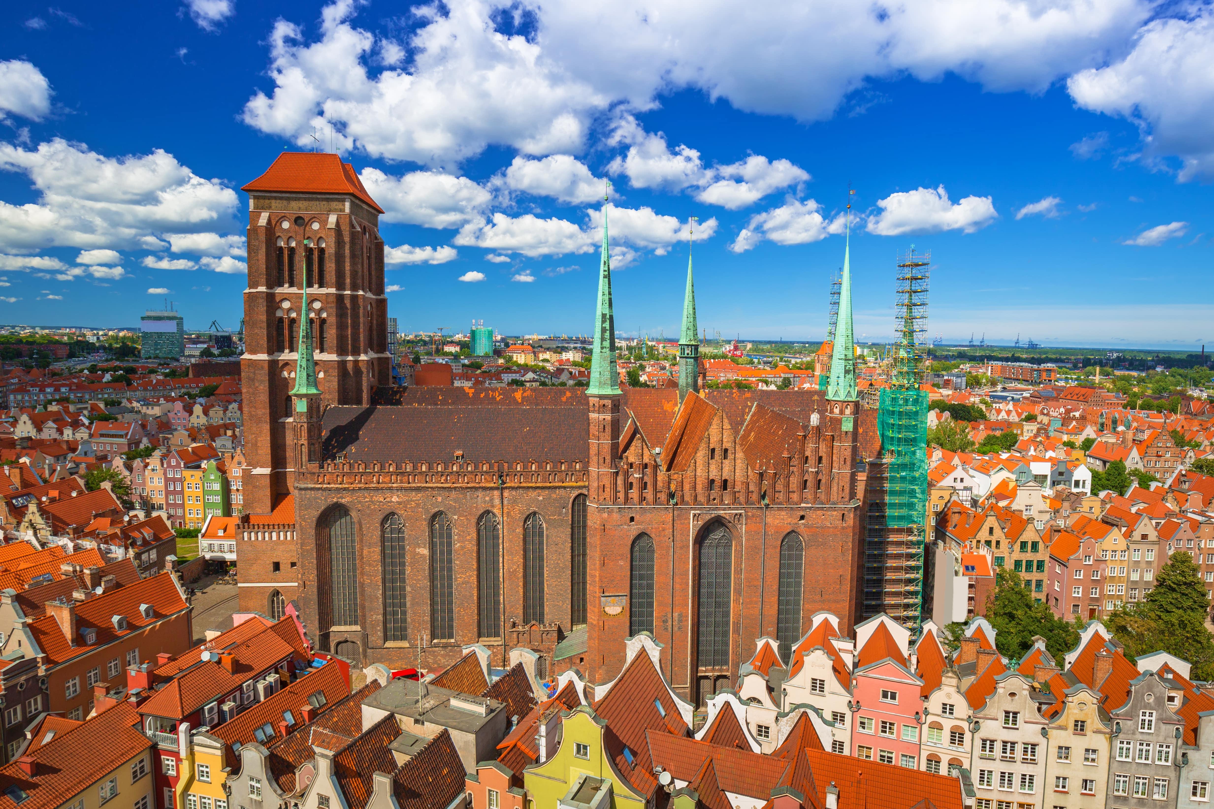 Katedra Mariacka Gdańsk
