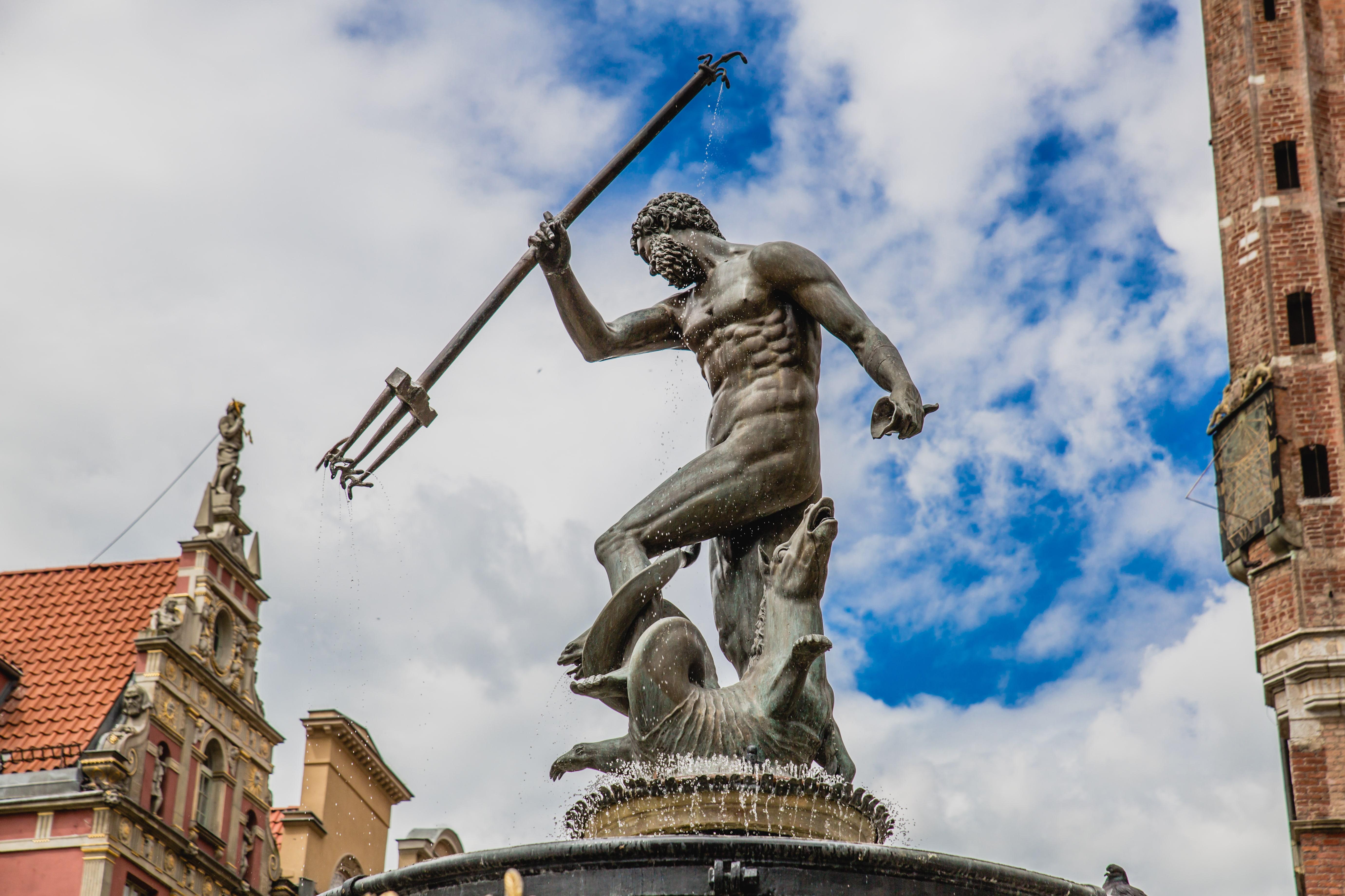 Pomnik Neptuna Gdańsk