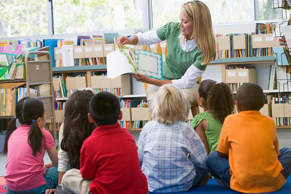 Zajecia Dla Dzieci W Bibliotece