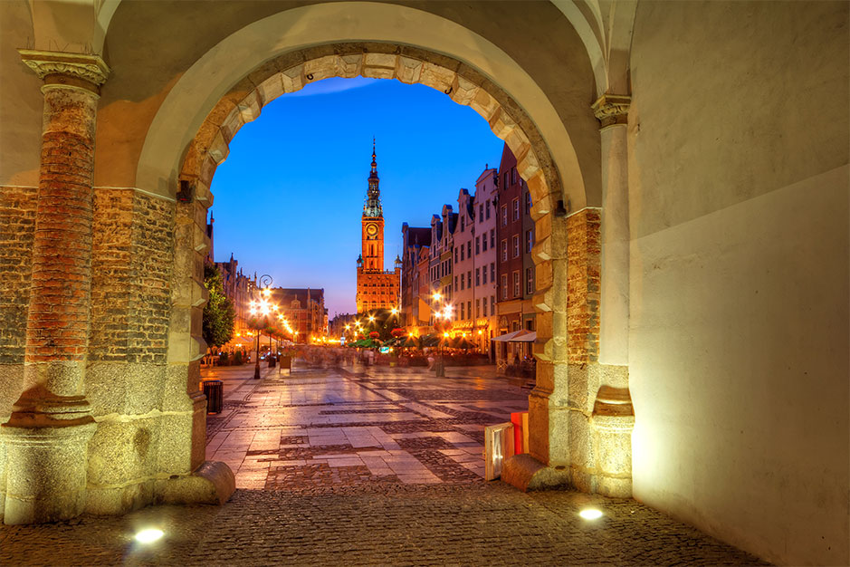 Gdansk-dluga-street
